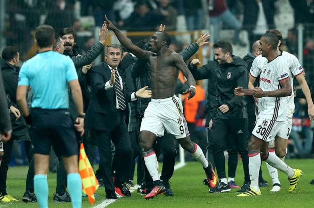 Avrupa'da Beşiktaş - Benfica maçı manşetlerde