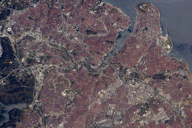 Türkiye ve Dünya'nın uzaydan çekilen fotoğrafları / görüntüleri