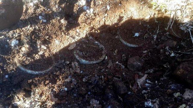Bingöl'de PKK'ya ait 6 sığınak bulundu