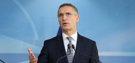 NATO Genel Sekreteri Stoltenberg Londra'da