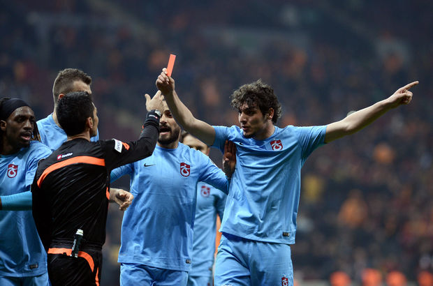 Deniz Ateş Bitnel Galatasaray-Trabzonspor