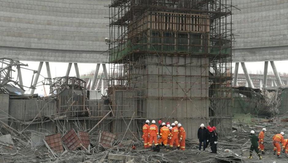 Çin'de santral faciası! 67 ölü