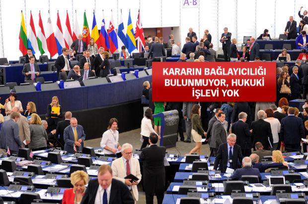 Avrupa Parlamentosu (AP) oylama
