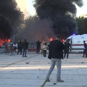 2. bombalı aracın sürücüsü vuruldu!