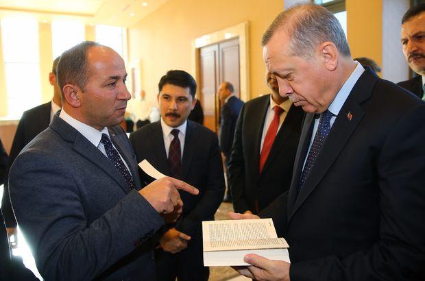 Recep Tayyip Erdoğan, kalkışma