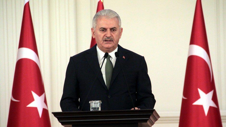 Başbakan Yıldırım'dan Fırat Kalkanı açıklaması