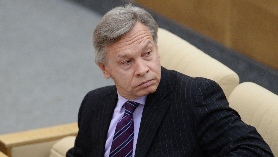 Aleksey Puşkov Rusya