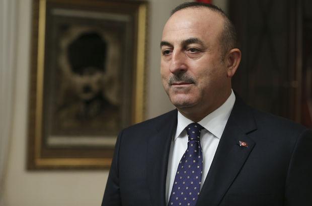 Dışişleri Bakanı Çavuşoğlu: Türkiye'ye bu şekilde diz çöktüremezler