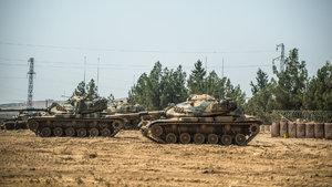Fırat Kalkanı Harekatında ikinci saldırı: 7 asker yaralı