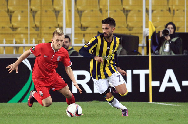 Alper Potuk Fenerbahçe Zorya