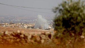 Fırat Kalkanı'nda 'üçüncü saldırı' iddiaları yalanlandı