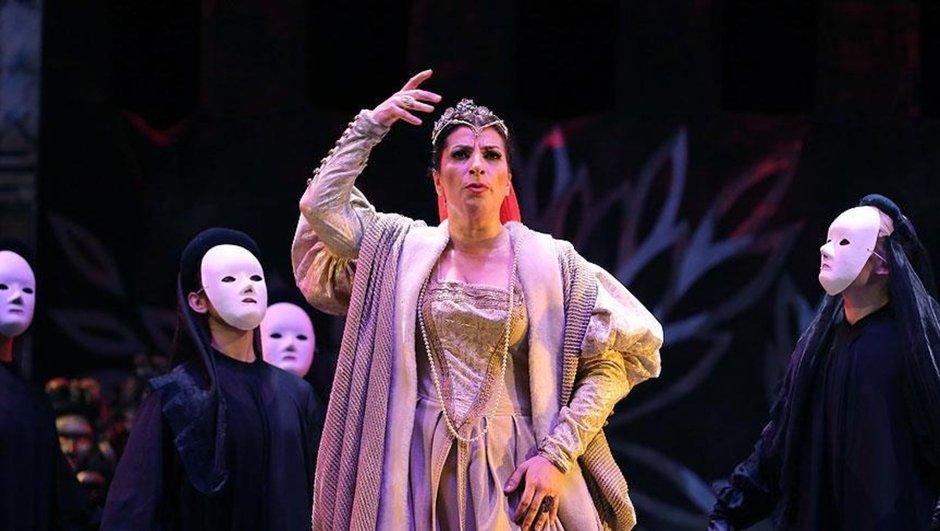 Ernani İstanbul opera
