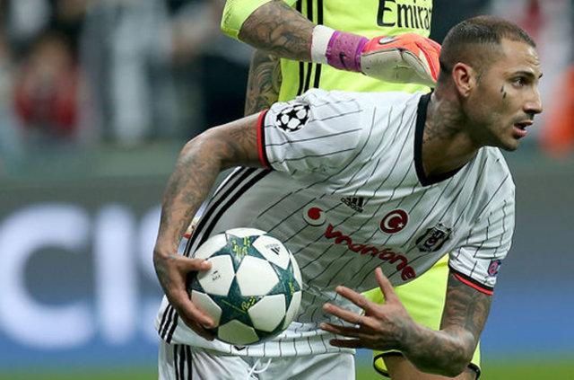 Beşiktaş-Benfica maçının devre arasında yaşananlar