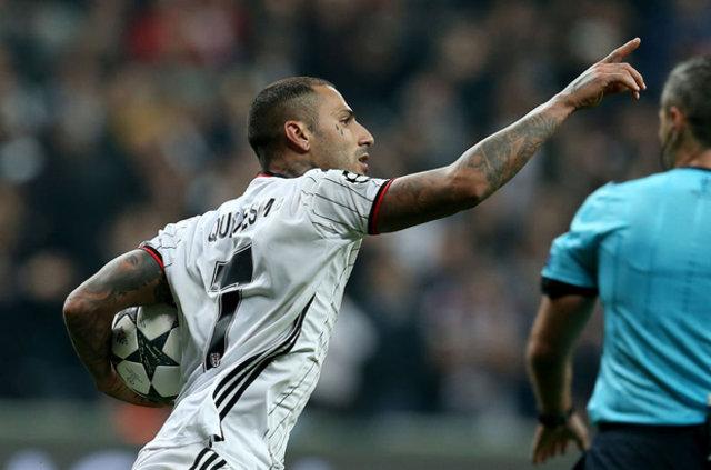 Beşiktaş'ın Portekizli yıldızı Ricardo Quaresma özel açıklamalarda bulundu