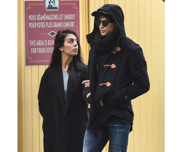 İşte Cristiano Ronaldo'nun yeni sevgilisi Georgina Rodriguez