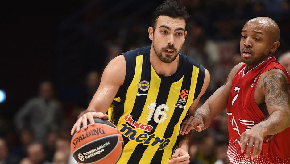 Emporio Armani Milan: 70 - Fenerbahçe: 79