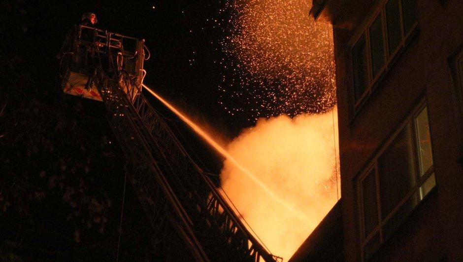 Kadıköy Yangın