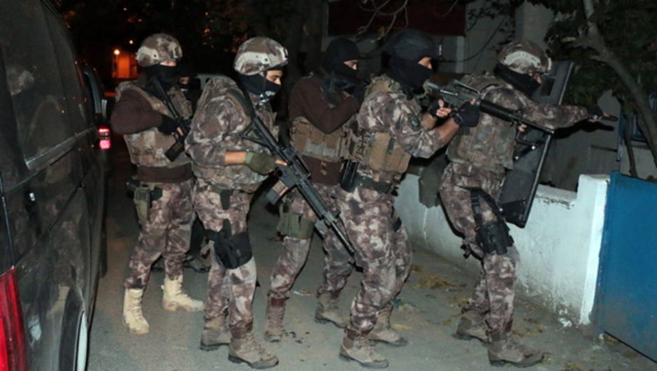 İstanbul Kartal'da uyuşturucu operasyonu