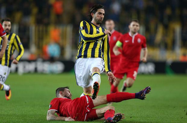 Hasan Ali Kaldırım Fenerbahçe