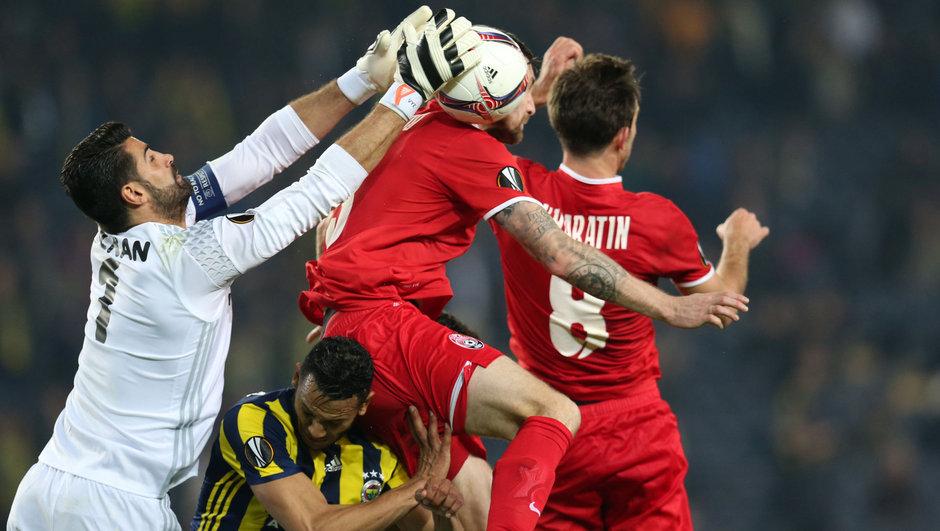Sivakov Zorya Fenerbahçe