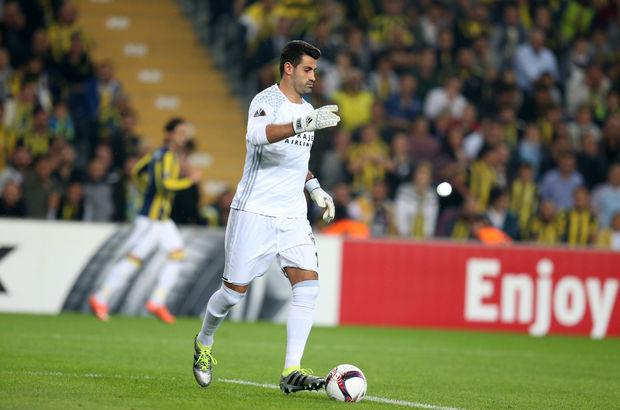 Volkan Demirel Fenerbahçe Zorya Galatasaray
