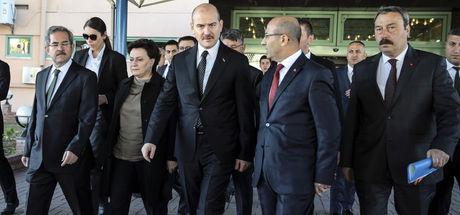 Süleyman Soylu Adana'da: Bilerek söylüyorum, kanları yerde kalmayacak