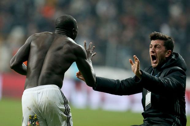 Vincent Aboubakar Beşiktaş Benfica meşale