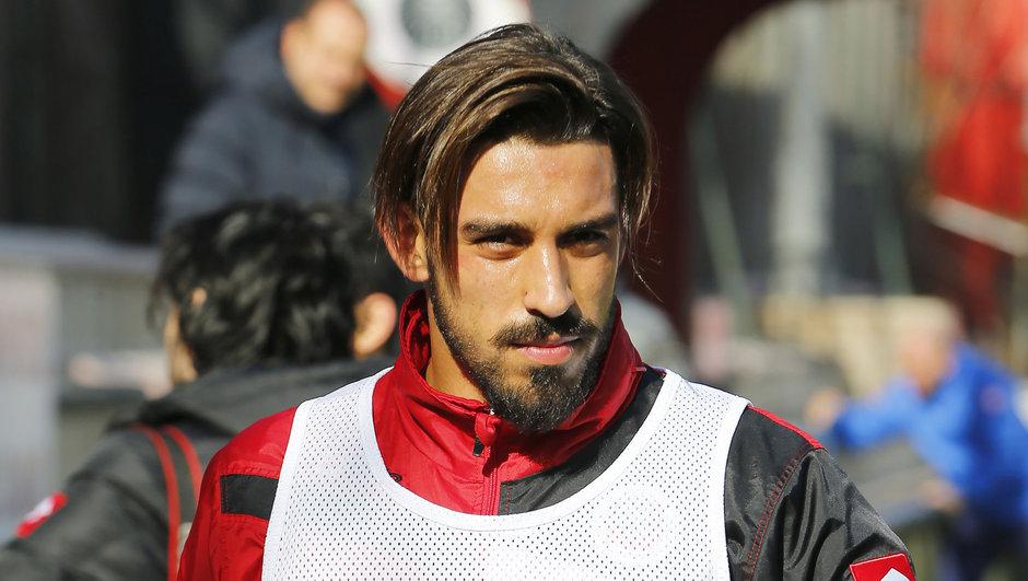 İrfan Can Kahveci Trabzonspor Gençlerbirliği