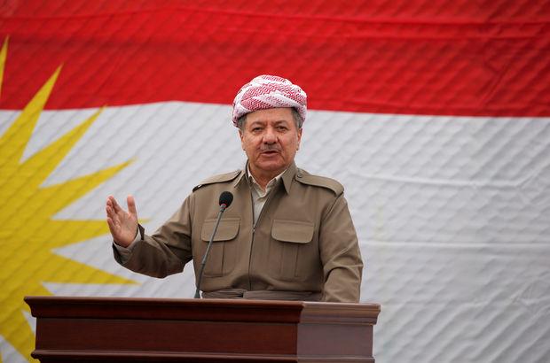 Barzani'den PKK'ya sert tepki: Orada işiniz yok!