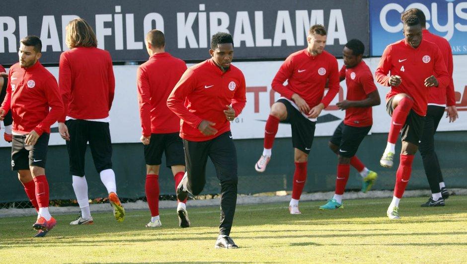 Samuel Eto'o Antalyaspor