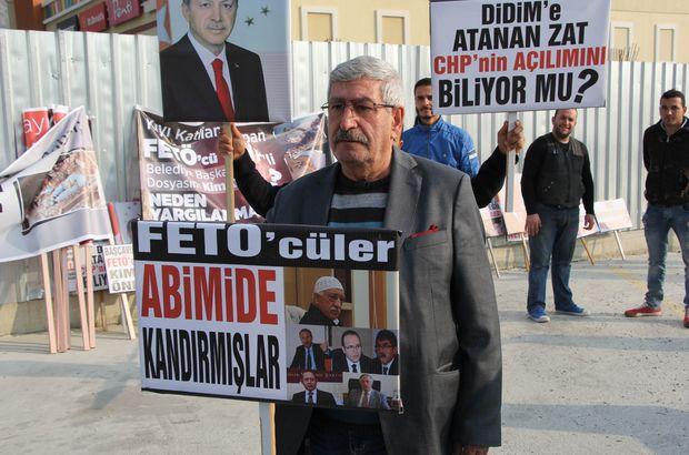 Kılıçdaroğlu'nun kardeşi FETÖ'ye karşı yürüyor