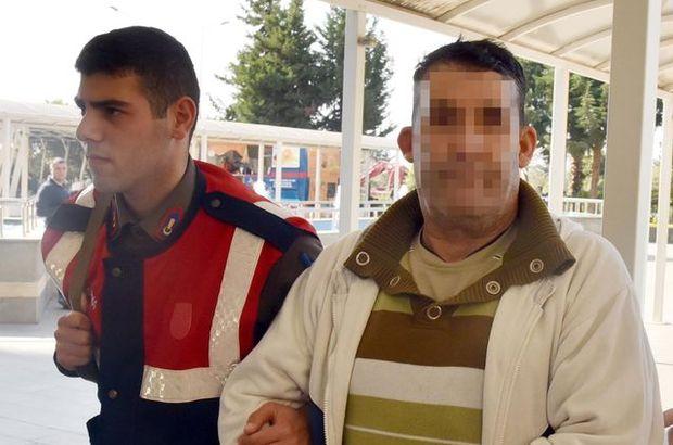 Antalya'da bir adam torununa tacizden tutuklandı