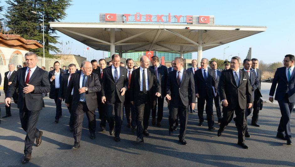 Türkiye Yunanistan Bulgaristan