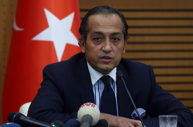 Dışişleri Bakanlığı Kırım Hüseyin Müftüoğlu