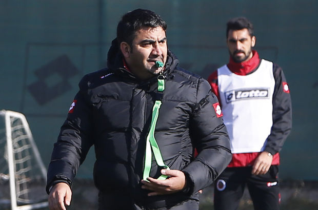 Ümit Özat Gençlerbirliği Trabzonspor
