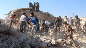 Halep'e bombalı saldırı: 7 ölü, 20 yaralı