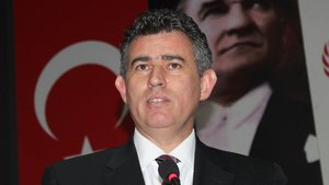 Türkiye Barolar Birliği Başkanı Metin Feyzioğlu: Türkiye'nin yeri Avrupa Birliği'dir
