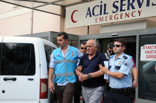 Hakan Şükür'ün babası ile Adil Öksüz'ün kayınvalidesi ev hapsi kararıyla tahliye edildi