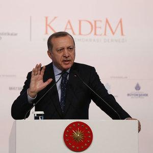 Erdoğan'dan AP'ye sert yanıt: Daha ileri giderseniz...
