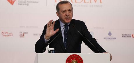 Erdoğan'dan AP kararına: Bana bak, daha ileri giderseniz sınır kapıları açılır