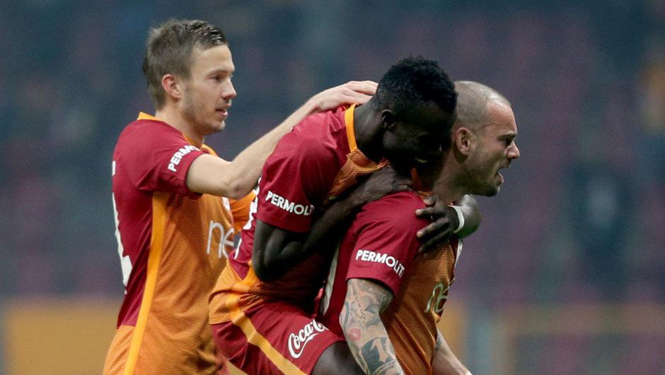 Galatasaray - Bursaspor canlı izle