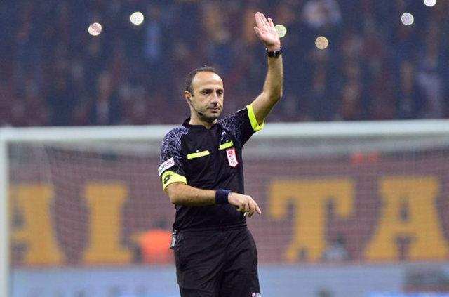 Galatasaray-Bursaspor maçı hakem yorumu