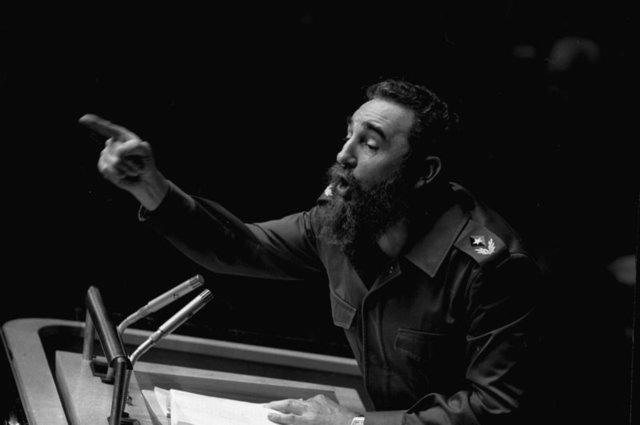 Devrimin lideri: Comandante!