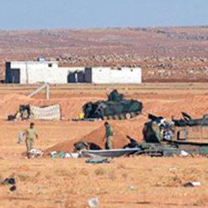 Türkiye Halep yakınında üs mü kuruyor?