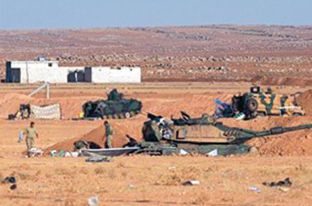 'Türkiye Halep yakınında üs kuruyor' iddiası