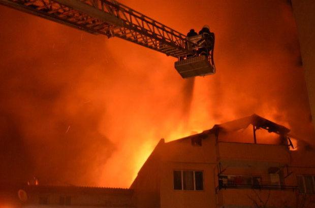 Bursa ve Kırklareli'de yangın