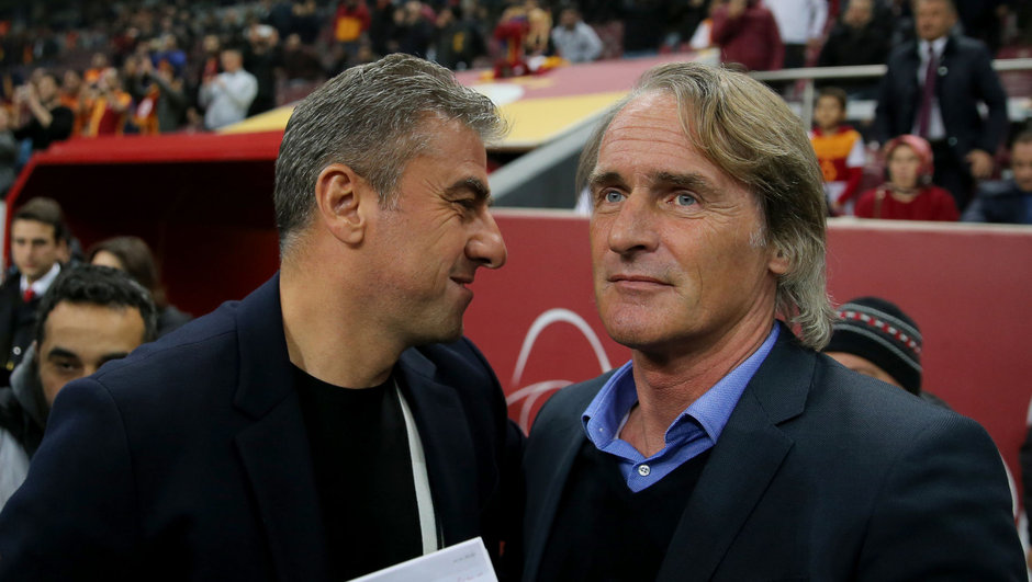 Sneijder Riekerink Hamza Hamzaoğlu