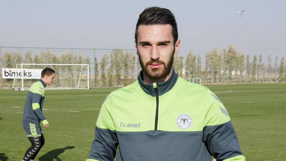 Riad Bajic Atiker Konyaspor