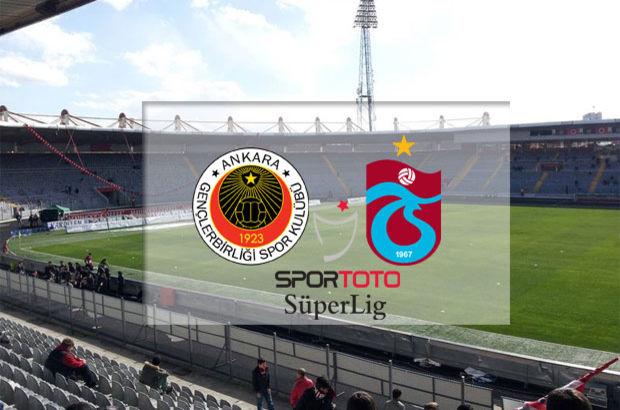 Gençlerbirliği Trabzonspor