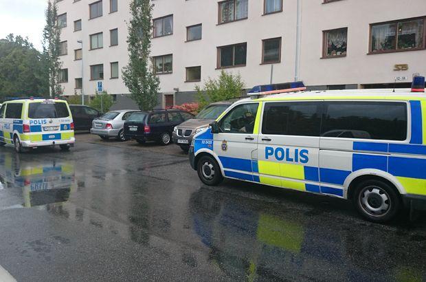 İsveç'te Türk mescidine ırkçı saldırı!
